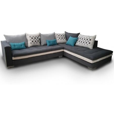 Γωνιακός καναπές KRG-ISABEL